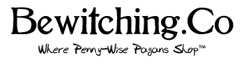 Bewitching.Co - Where Penny-Wise Pagans Shop™