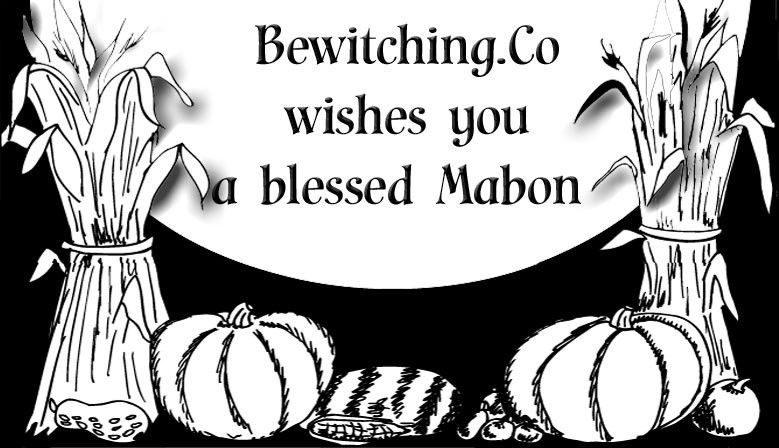 Mabon Blessings to You!